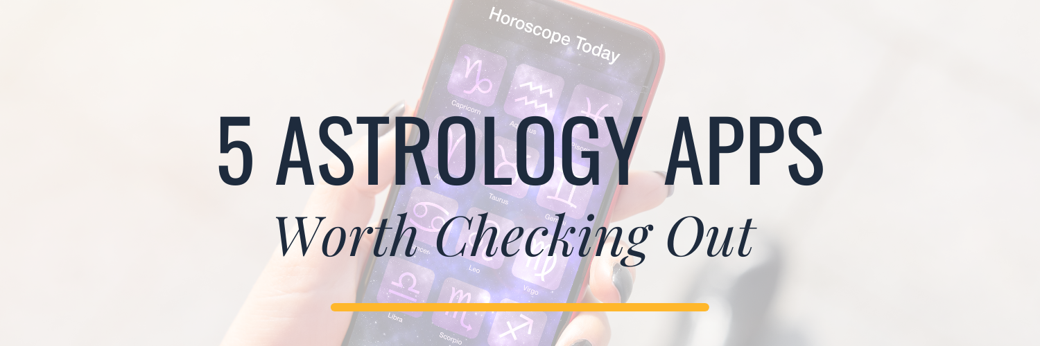 5 Astrology Apps Worth Checking Out Astrology Hub