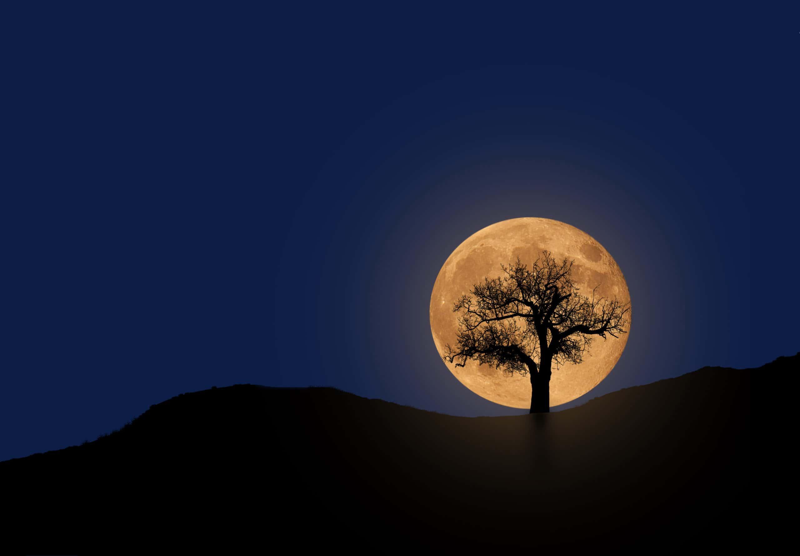 Folk names for Full Moons