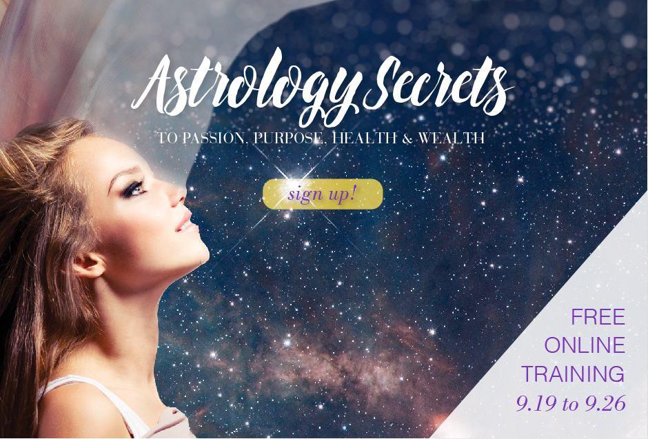 astrology secrets summit