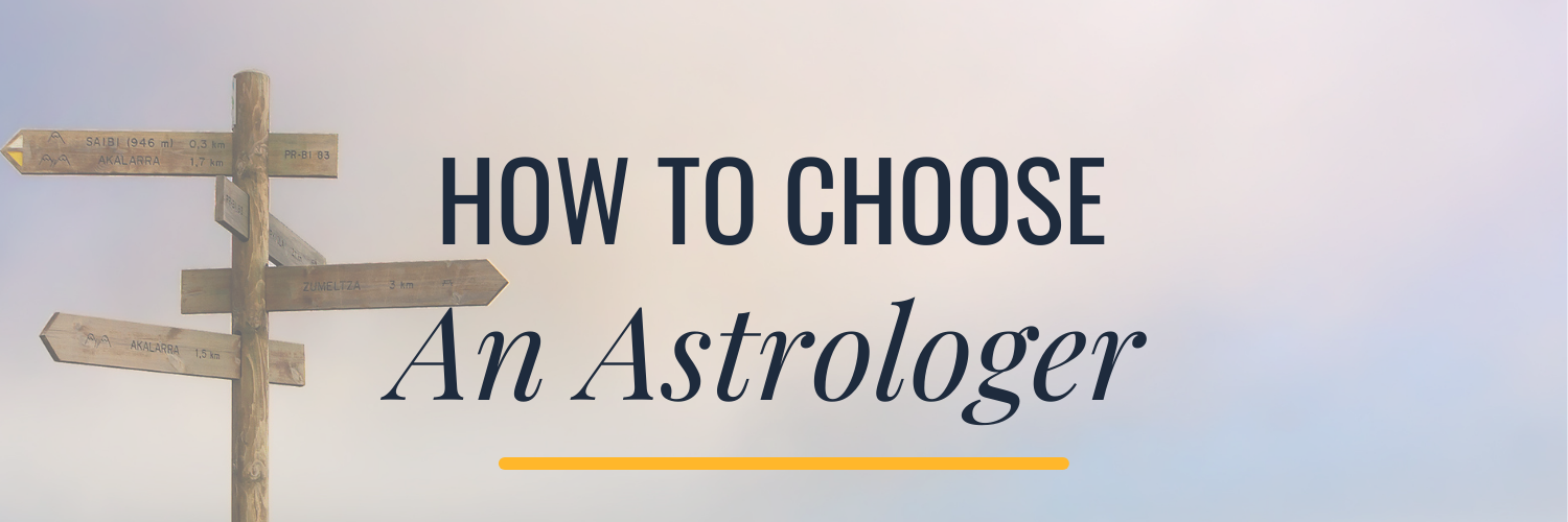 How to choose an Astrologer Astrology Hub