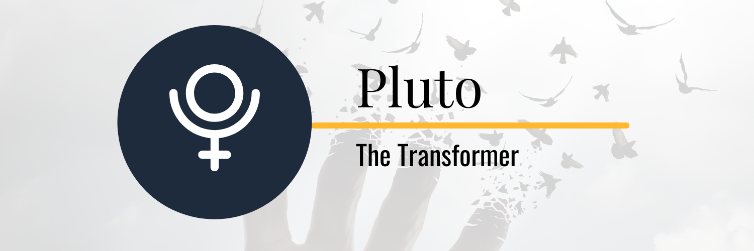Pluto Planets Astrology