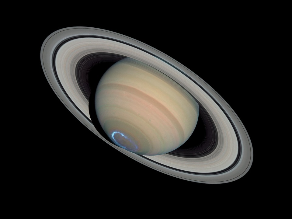 Saturn, The Planet