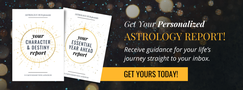 Get Your Personalized Astrology Report