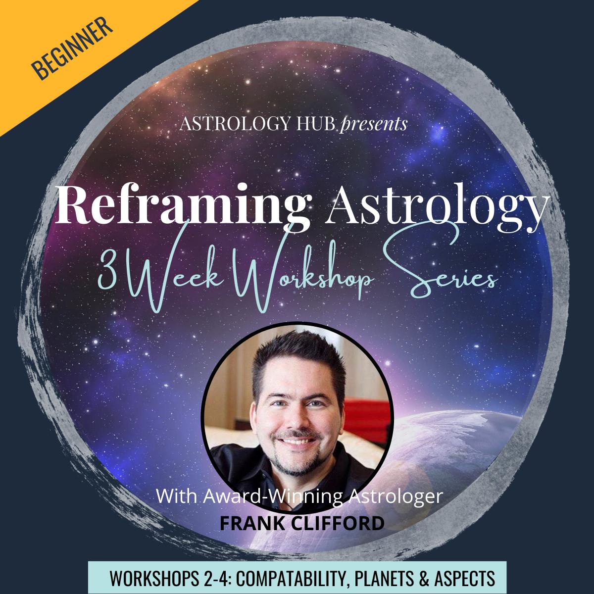Reframing Astrology - Astrology hub - Course Catalog